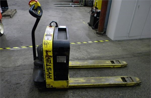 Hyster W40Z forklift