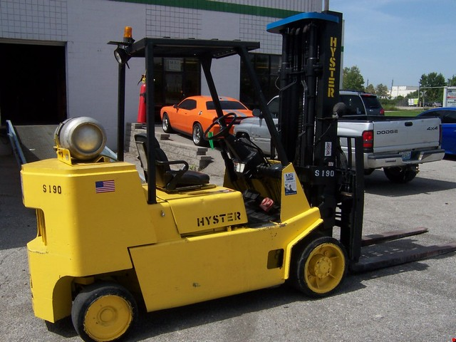 Baker Motor Company >> Forklift industry merger and acquisition history