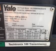 Where Do I Find My Yale Forklift S Serial Number