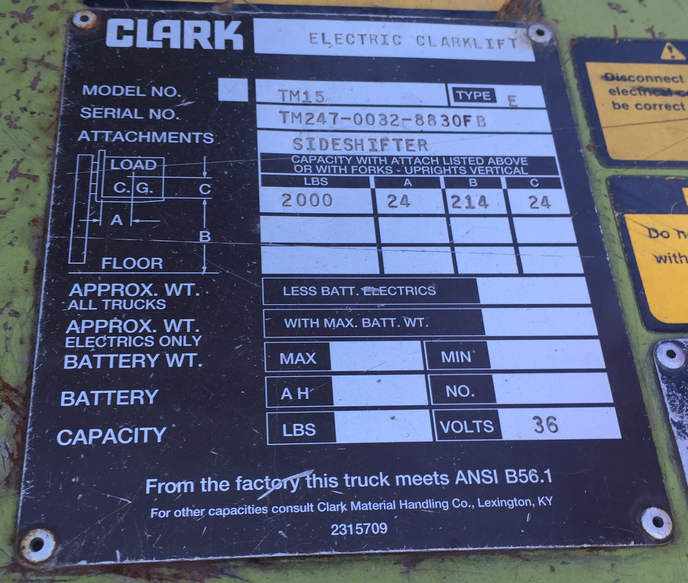 Caterpillar Serial Number Decoder
