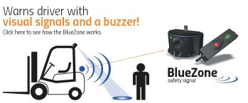 BlueZone Safety Signal