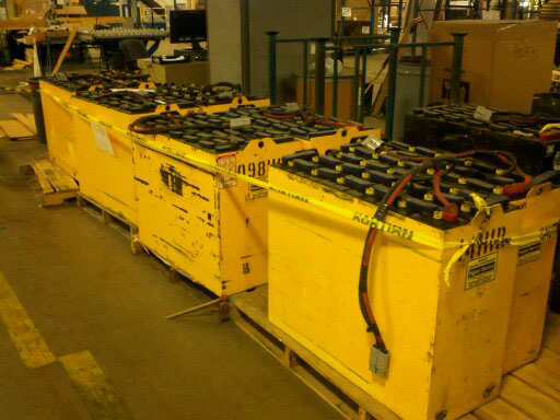 Forklift Battery Troubleshooting - Intella Liftparts