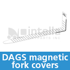 magnetic forklift fork covers intella liftparts