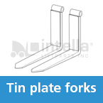tin plate forklift forks intella liftparts