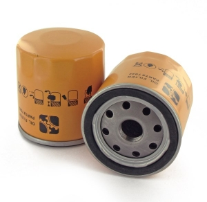Forklift transmission filter
