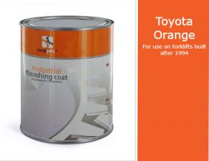 New Toyota Orange SY59376