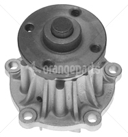 TOYOTA 020-0057102200 Toyota Pump Assy - Water Rotor Assembly fits 42-6FGCU25 - 020-0057102200