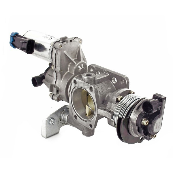Throttle body replaces Yale 580054643