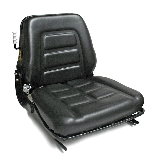 Grammer GS-12 semi-suspension forklift seat