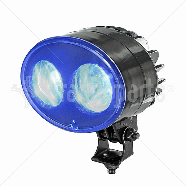 LED blue spot forklift light economy 12-96v