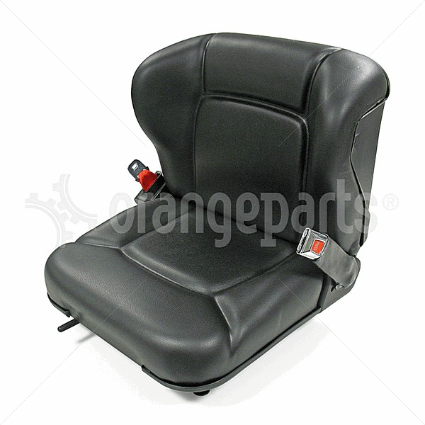 Toyota forklift seat 7FGCU25 replaces 53730-U2100-71