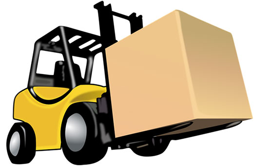 5 Most important Forklift Parts