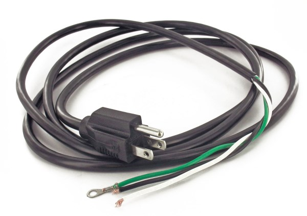 CROWN EQUIPMENT 370146 Power Cord Usa, 370146