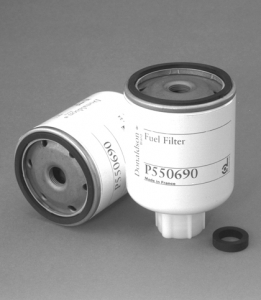 bobcat fuel filter water separator spin on part number