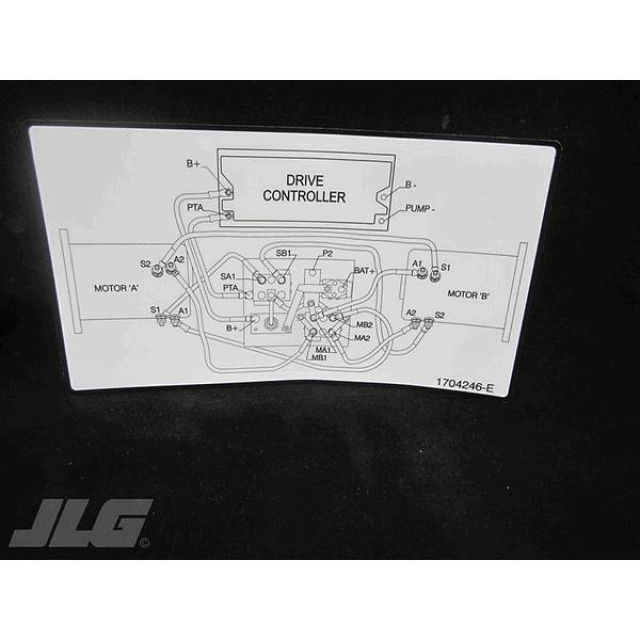 Jlg Wiring Diagram | Wiring Diagram on