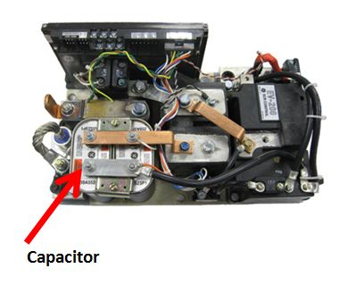 electric-forklift-capacitor