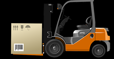 Forklift Safety Truck
