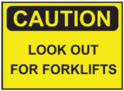 Why are Blue Safety Lights Needed on Forklifts?